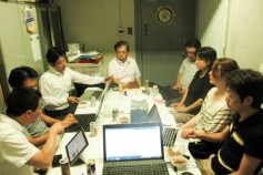 2014年8月度 Eクラブ連絡会が開催されました