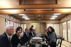 会長幹事会が開催されました。