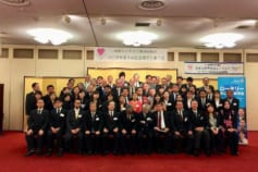 米山記念奨学委員会及び奨学生歓迎会が行なわれました